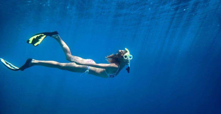 Buceo libre o apnea